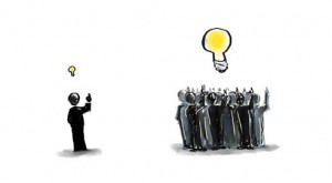 UGC社区类产品系列2:如何让用户创造内容